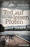Image of Tod auf leisen Pfoten: Kriminalroman (Rhein-Main-Krimi 1)