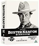 Buster Keaton: 3 Films (Sherlock Jr., The General, Steamboat Bill, Jr.) [Masters of Cinema] Limited Edition Blu-ray Boxed Set [UK Import]