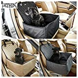 New Pet car Front Seat Cover for Cars 2 in 1 Waterproof & Nonslip Backing Puppy car mat Blanket Universal Design for All Cars