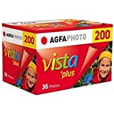 AgfaPhoto Vista plus 200 632360 Pellicule 135/36