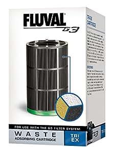 Fluval Filtration Chimique Cartouche Trix pour G3