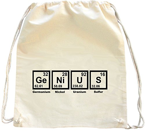 mister-merchandise-drawstring-bag-backpack-genius-periodentafel-chemistry-color-natural