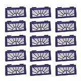 Aisen 15Filtre HEPA pour aspirateur Neato Serie XV11, xv12, xv14, XV15, xv21, XV25, XV Signature, XV Essential, 945–0005, 945–0006et Vorwerk VR100