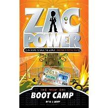 Zac Power: Boot Camp