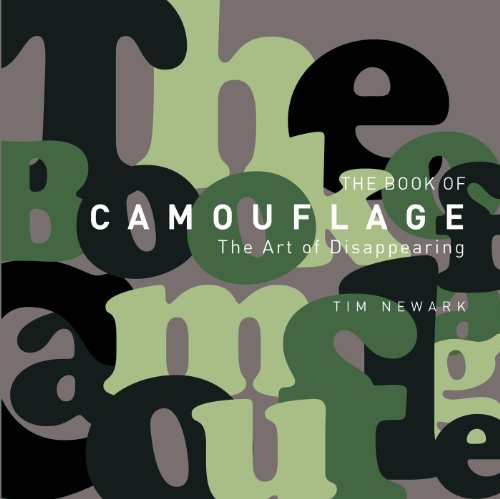 The Book of Camouflage: The Art of Disappearing (Camouflage-uniformen Militärische)
