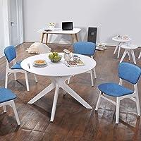 Amazon.it: tavolo tondo - Tavoli da sala da pranzo / Sala da pranzo ...