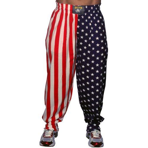 pantaloni sportivi pantaloni e jogging pantaloni di formazione Pantaloni corpo Bodybuilding Pantaloncini Shorts BIG SAM SPORTSWEAR COMPANY America USA Stati uniti *827* L