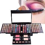 MUUZONING 180 Farben Lidschatten Makeup Palette Set...
