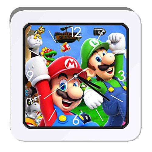 Super Mario Bros 6 Wecker (Bros Mario Super 6 1)