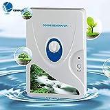 Cenblue Générateur d'ozone et purificateur d'airpour la maison-Nettoyant et stérilisateur pour eau, légumes, fruits et plus encore