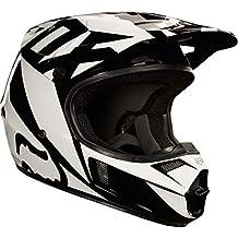 Fox Casco Junior V de 1 Race, Black, tamaño YM