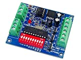 3 Channel DMX512 Controller Driver DMX Decoder 15A For RGB Led