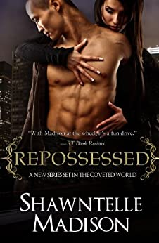 Repossessed (Warlock Repo Man Chronicles Book 1) (English Edition) di [Madison, Shawntelle]