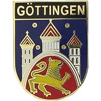 Halle Wappenpin 20mm Pin Anstecknadel von Yantec