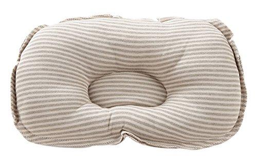 aumwolle Bio für Neugeborene Baby Oval Kissenhülle, Positionierer (Monkey-boy Baby-dusche Dekorationen)