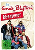 DVD Cover 'Enid Blyton Abenteuerserie: Alle 8 Abenteuer digital restauriert in einer DVD-Box [4 DVDs]
