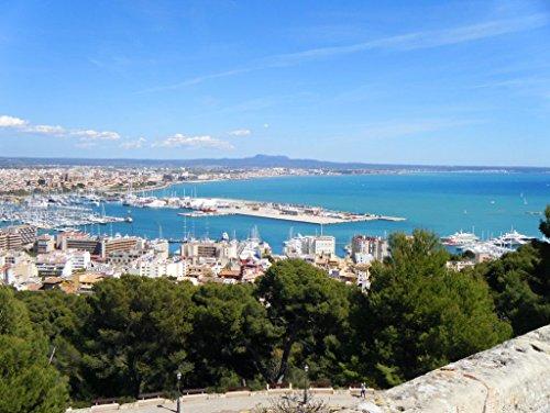 Preisvergleich Produktbild Lais Puzzle Palma de Mallorca 1000 Teile