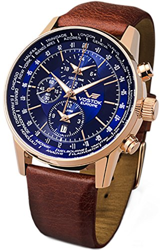Vostok Europe Montre Homme YM26-5609256