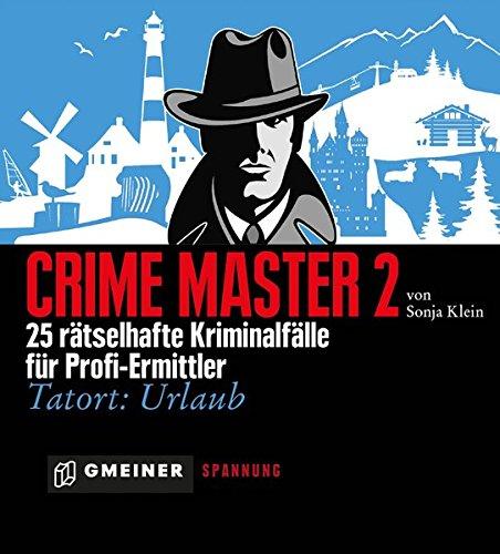 Gmeiner 581598 - Crime Master 2 Kriminalspiel