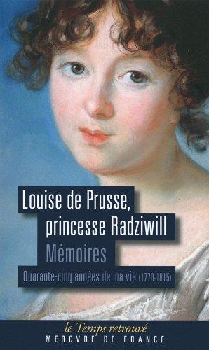 Mémoires : Quarante-cinq années de ma vie (1770-1815)