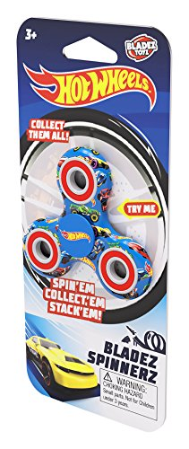 Bladez Toyz BTHW-BS1 Hot Wheels Fidget Spinner Game