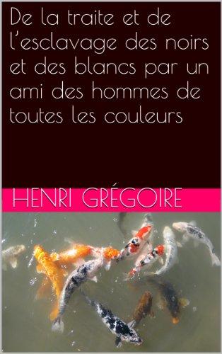 De Toutes Les Couleurs [Pdf/ePub] eBook