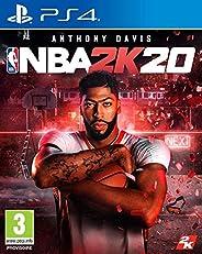 NBA Basketball 2K20 - PS4 (PS4)