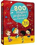 800 blagues préférés des enfants 2016