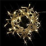 20m 200 LED warme String Fairy Light Indoor Outdoor-Garten-Party Wedding Xmas