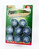 Power House Toilet Blocks 8 IN 1