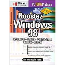 Boostez Windows 98