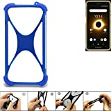 K-S-Trade® Mobile Phone Bumper For Ruggear RG650 Silicone