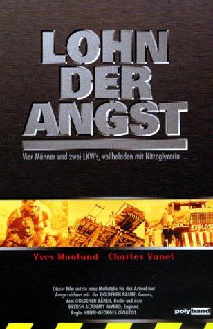 Bild von Lohn der Angst [VHS]
