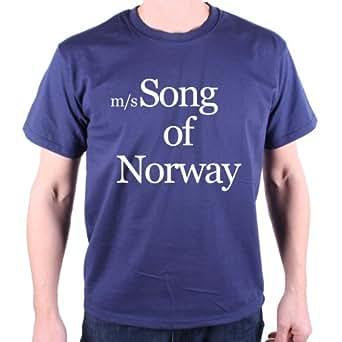 Song Of Norway T Shirt by Old Skool Hooligans - As Worn By ...