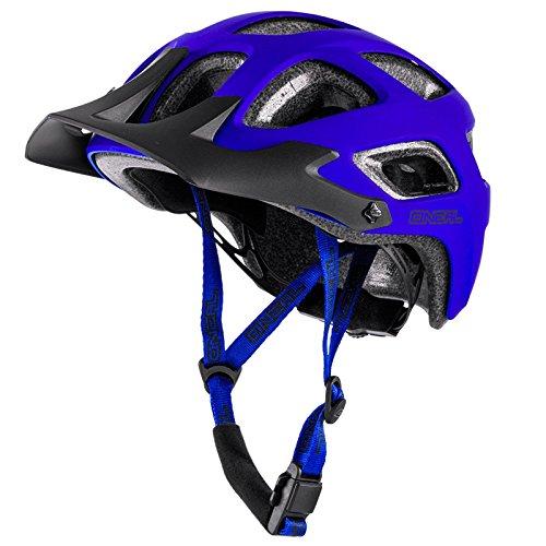 O'Neal Thunderball MTB Fahrrad Helm Matt Blau, 0007-2, Größe M/XL (57-60 cm)