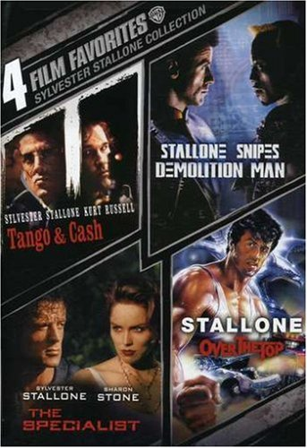 4 Film Favorites: Sylvester Stallone (Demolition Man, Over The Top, The Specialist, Tango & Cash) (4 Film Favorites Dvd)