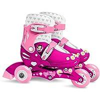 Stamp Vélo-Rollers Princesses Disney, J100830, Taille 27/30