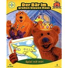 Der Bär im großen blauen Haus. Spiel mit mir. CD- ROM für Windows. Ausprobieren, gestalten, erfinden
