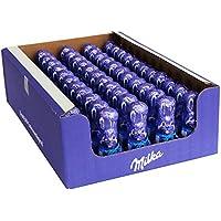 Milka Schmunzelhase Alpenmilch, 55er Pack (55 x 15g)