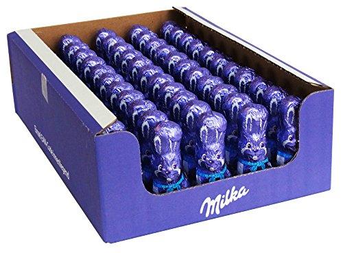 Preisvergleich Produktbild Milka Schmunzelhase Alpenmilch,  55er Pack (55 x 15g)