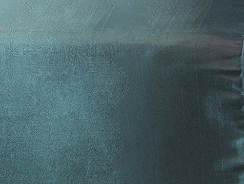 Taft Stoff 1,5m Breite Verkauft Pro Meter 44Farben Hochzeiten Craft swagging Teal / Brown (Teal Hochzeit Farben)