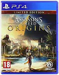 Assassin's Creed Origins - Limited Edition [Esclusiva Amazon] - PlayStation 4