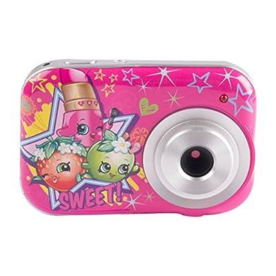 Compact Girls Digital Camera for Kids/Children Shopkins (5MP Camera)