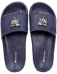 bfb6058898d Bacca Bucci Men s Benassi Solarsoft Slide Athletic Sandal Beach Slippers Slidders Lounge  Slide