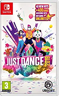 Just Dance 2019 (Nintendo Switch) (B07DNZZY3F)   Amazon Products
