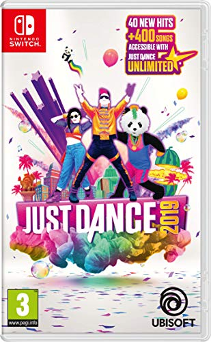 Ubisoft Just Dance 2019 Básico Nintendo Switch Inglés vídeo - Juego (Nintendo...