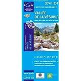 Vallée de La Vésubie / PN du Mercantour gps