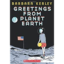 Greetings From Planet Earth by Barbara Kerley (2010-09-01)