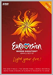 Eurovision Song Contest Baku 2012  [3 DVDs]