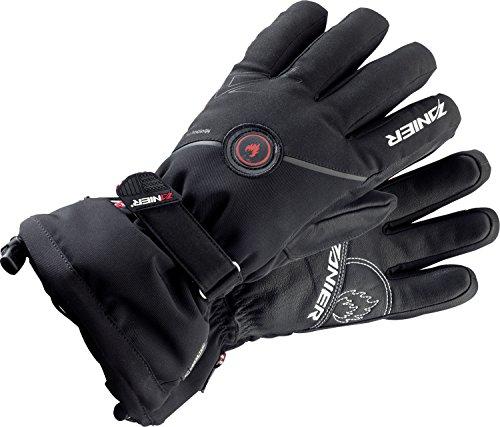 Zanier HEAT.GTX 2.0 Beheizbare Handschuhe Damen - USB-Funktion S schwarz